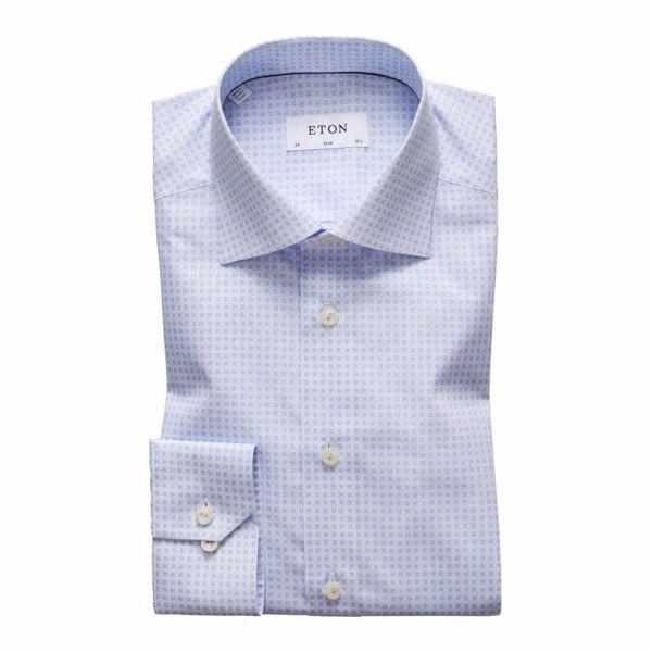 Eton Slim Skjorte