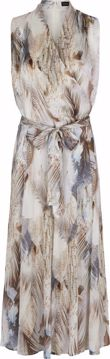 Sand Whitney Dress Maxi Kjole
