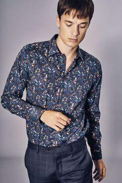 Sande Modern Fit 8702 Skjorte
