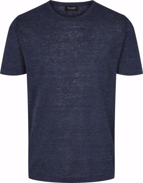 Sand Hør T-Shirt