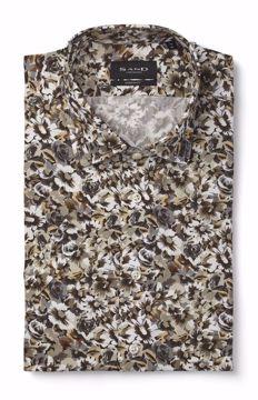 Sand 8801 Slim Skjorte