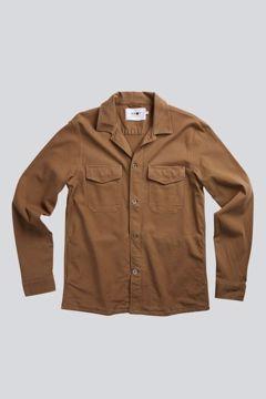 NN07 Bernard 1154 Overshirt