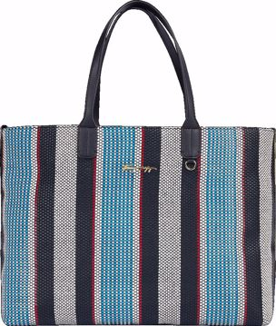 THW Iconic Stripes Tote
