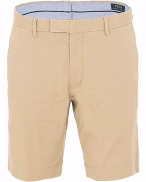 R.Lauren Slim Stretch Shorts