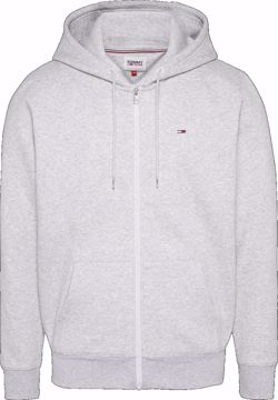 TJM REGULAR FLEECE ZIP HOODY