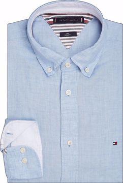 THM P-Dyed Linen Skjorte