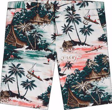 THM AOP Hawaiian Shorts