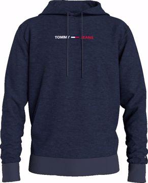 TJM Straight Logo Hoodie