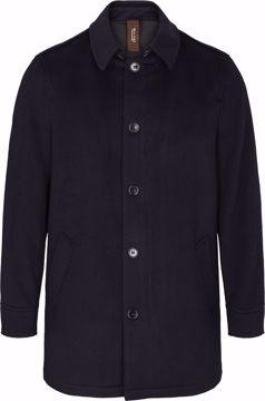 Sand Cashmere Coat Blair Frakke