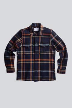 NN07 Bernard 5001 Overshirt