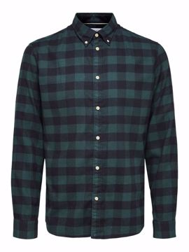 Selected Flannel-S Skjorte